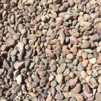"3/4 "" Arizona River Rock"