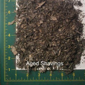 Aged Shavings