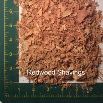 Redwood Shavings